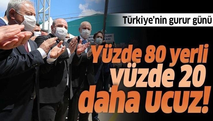 Türkiye, teknolojiyi üreten ve ihraç eden konuma geldi