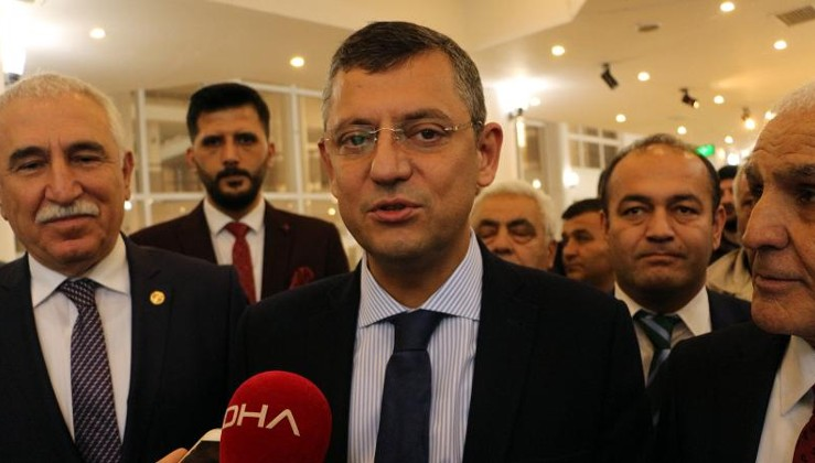 CHP'li Özel, HDP ile ittifak sorusuna bu yanıtı verdi:Cumhur İttifakı dışındaki herkes ittifak ortağımız
