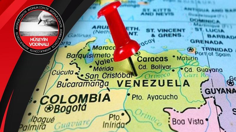 Venezuela Türkiye'nin provasıdır!