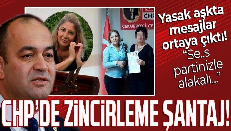 Son dakika: İçerisi yangın yeri! CHP Milletvekili Özgür Karabat'a CHP'liler tarafından 'seks partisi' şantajı