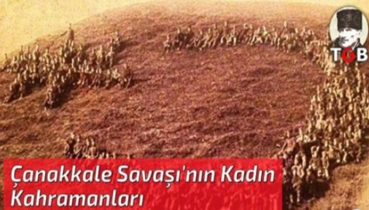 Çanakkale Savaşı'nın Kadın Kahramanları