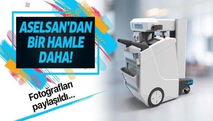 ASELSAN'dan mobil x-Ray cihazı! Sağlık Bakanlığına bildirildi
