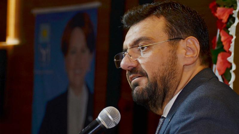 Bir İyi Partili vekil daha zehir zemberek sözlerle istifa etti: CHP-HDP-İYİ Parti ittifakı bölücüdür