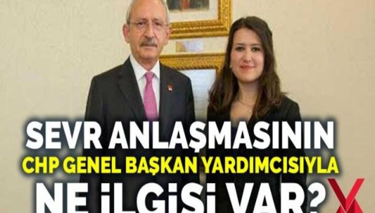 Gökçe Gökçen kimdir, tanıyalım... Sevr'in CHP Başkan Yardımcısıyla ne ilgisi var?