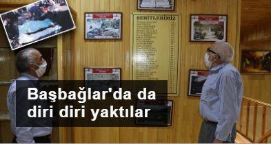 PKK katliamı unutulmadı: Başbağlar'da da diri diri yaktılar