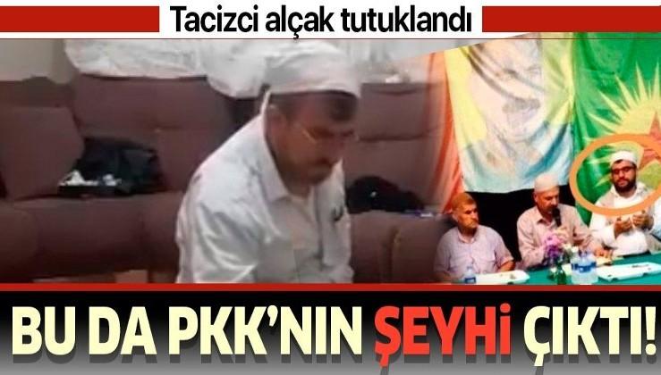 Esenler'deki hoca kılığındaki tacizci PKK sempatizanı çıktı! Tutuklandı...