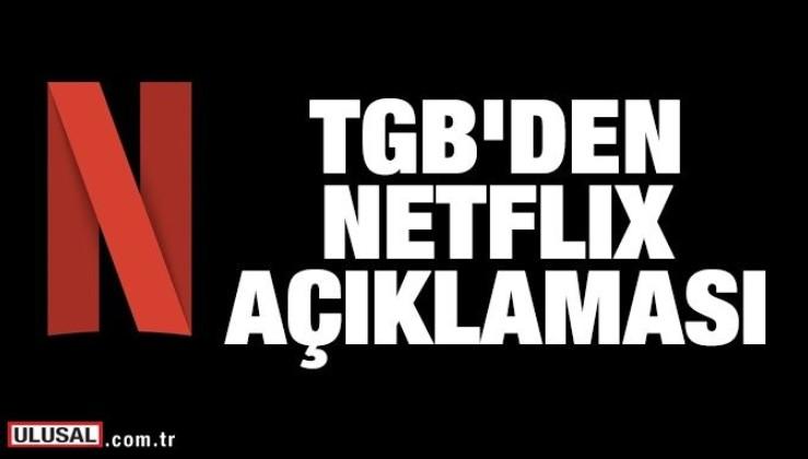 Puhutv ve Blutv haberleri... Türkiye Gençlik Birliği'nden Netflix açıklaması
