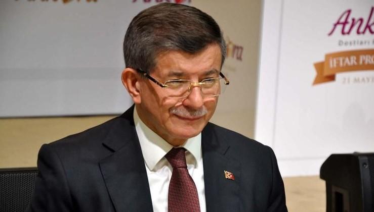 Davutoğlu: Beni ajanlıkla suçladılar