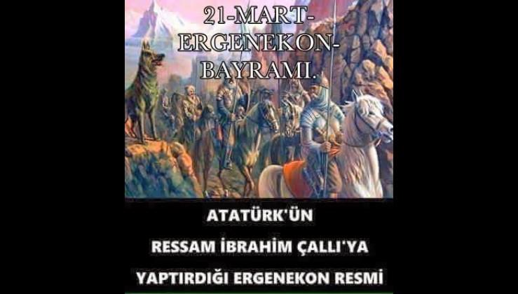 ERGENEKON Türk milletinin Nevruz bayramı kutlu olsun