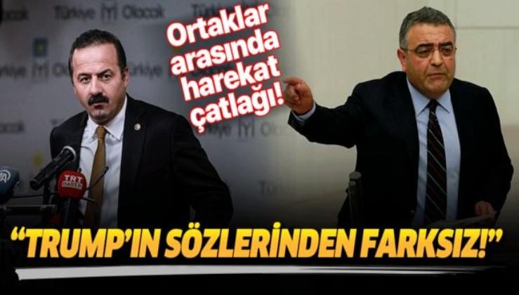 CHP ve İYİ Parti arasında harekat çatlağı: Ağıralioğlu CHP'li Tanrıkulu'nu topa tuttu.