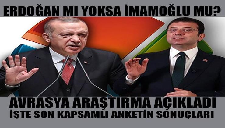 Erdoğan mı, İmamoğlu mu?