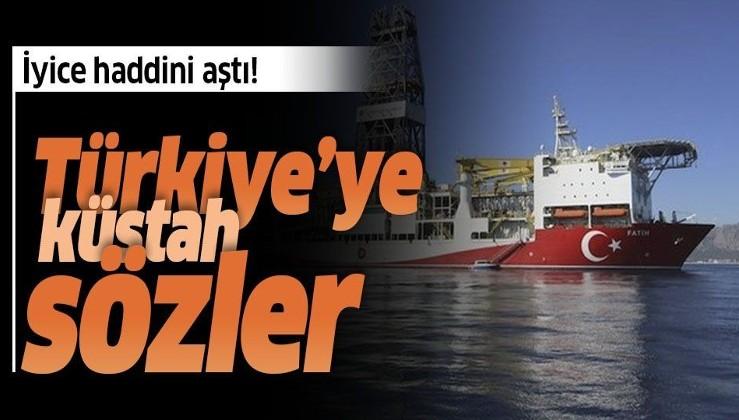 Kıbrıs Rum yönetimi lideri Nikos Anastasiadis haddini aştı: Türkiye, Doğu Akdeniz'deki faaliyetlerini durdursun.