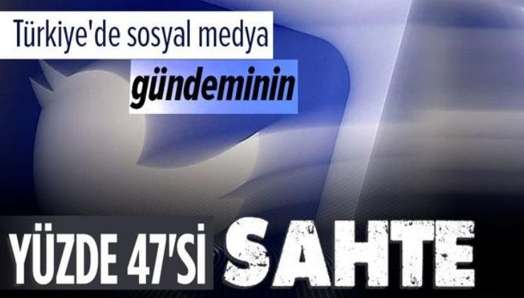 Türkiye'de sosyal medya gündeminin yüzde 47'si sahte çıktı! Dijital medya okuryazarlığı şart...