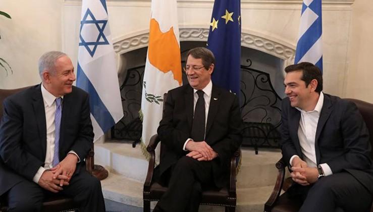 'Yunanistan, İsrail ve Kıbrıs, ABD'nin çekilmesiyle Türkiye ile İran'ın rolünün artacak olmasından rahatsız'