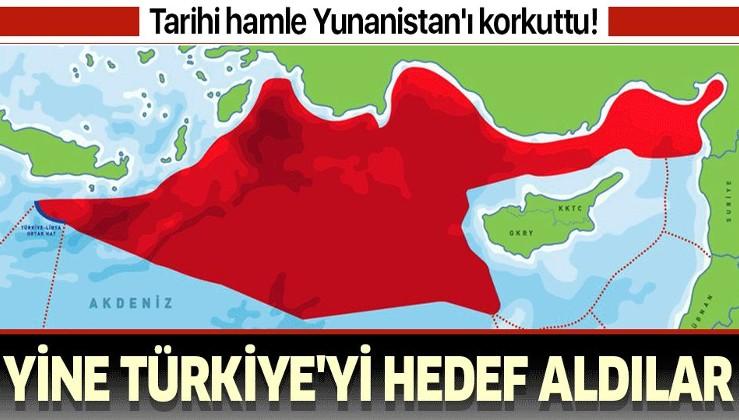 Yunanistan'dan Türkiye'yi hedef alan küstah açıklama!.