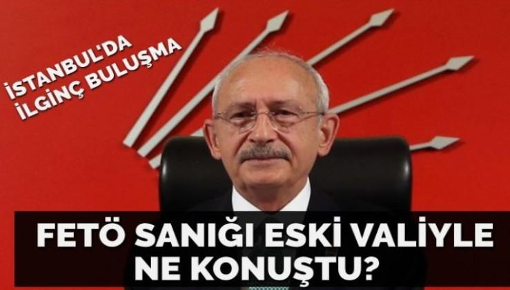 Kılıçdaroğlu'nun ilginç buluşması… Aralarında FETÖ sanığı eski vali de var