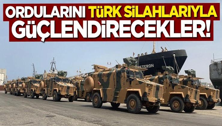 Afrika ülkesinden kritik adım! Ordularını Türk silahlarıyla güçlendirecekler