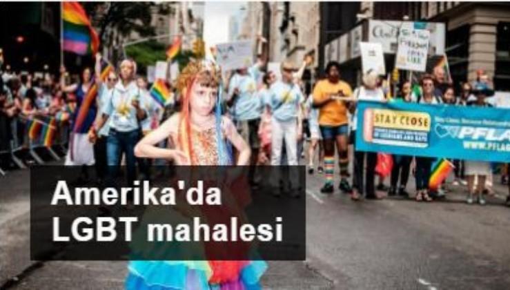 Amerika'da LGBT mahallesi