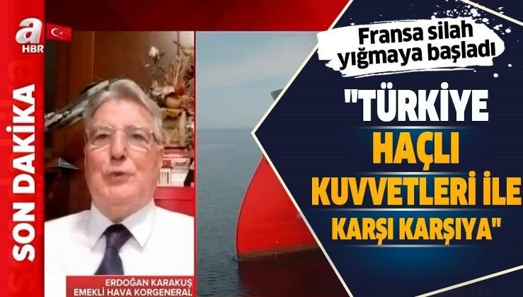 Emekli Hava Korgeneral Erdoğan Karakuş'tan ses getiren sözler: Türkiye, Haçlı kuvvetleri ile karşı karşıya