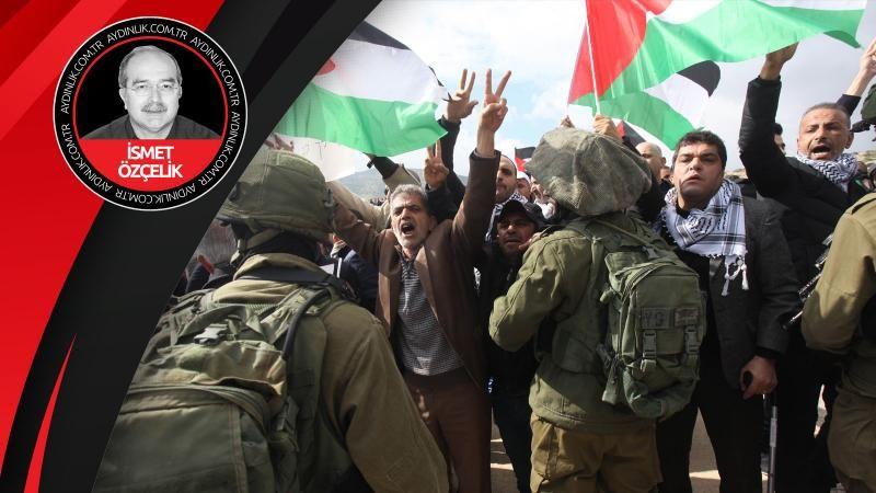 Filistin halkı dolarla satın alınır mı