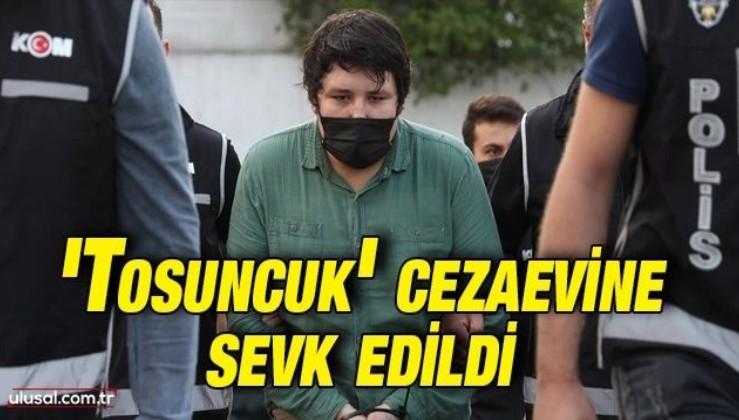 'Tosuncuk' lakaplı Mehmet Aydın cezaevine sevk edildi