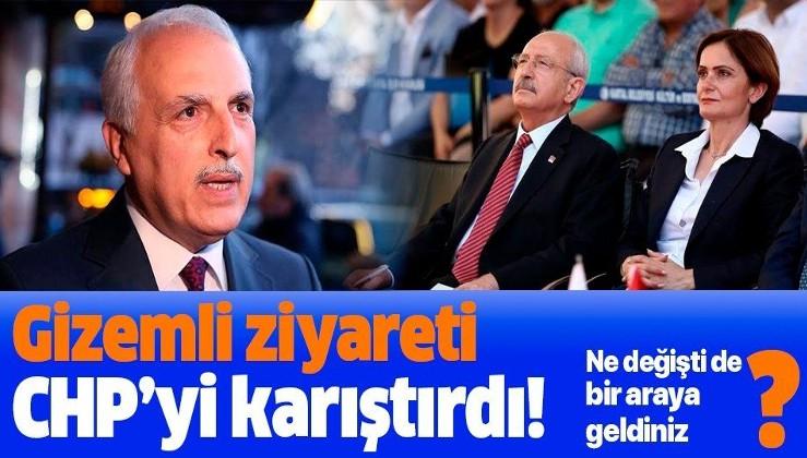Kılıçdaroğlu'nun İstanbul'daki gizemli ziyareti CHP'yi karıştırdı! Aralarında Hüseyin Avni Mutlu da vardı.