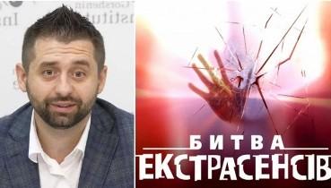 """""""Чисто для того, щоб перевірити..."""" - Арахамія пояснив свою участь у """"другому за популярністю шоу в Україні"""" (відео)"""