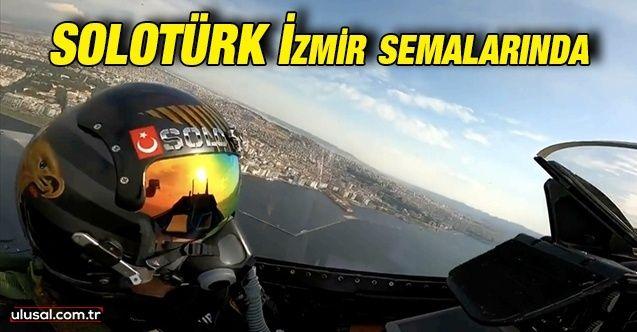 SOLOTÜRK İzmir semalarında
