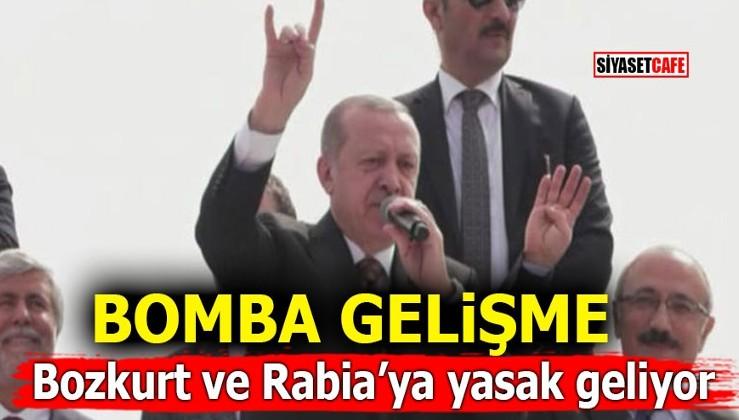 BOMBA GELİŞME! Bozkurt ve Rabia'ya yasak geliyor