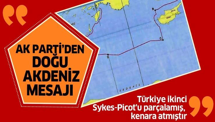 Türkiye ikinci Sykes-Picot'u parçalamış, kenara atmıştır.