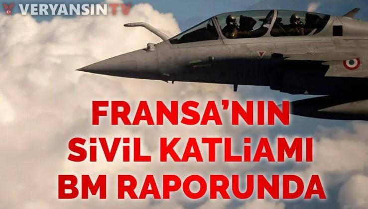 'Fransa, Mali'de düzenlediği hava saldırısında 19 sivili öldürdü'