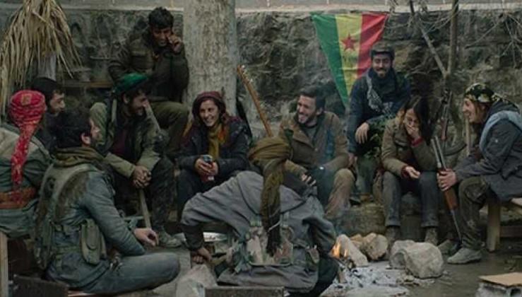PKK'nın Skandal Filmi Almanya'da Gösterime Giriyor!