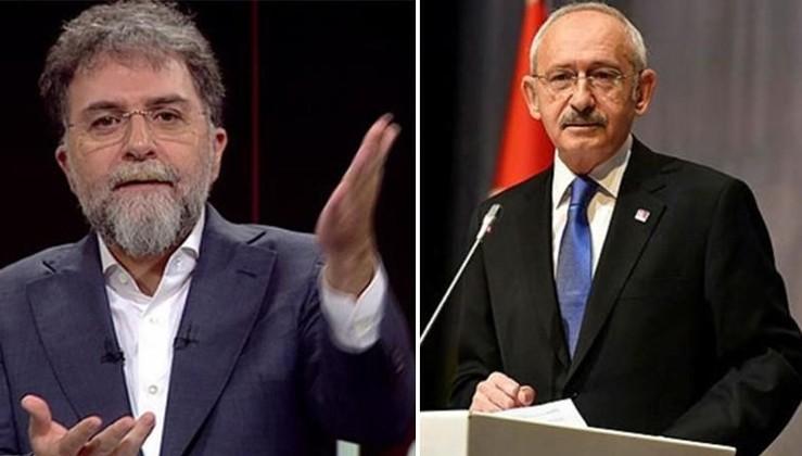 Ahmet Hakan: Bunu hakettiniz Kemal Bey!