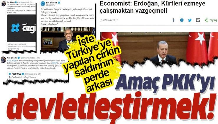 """İşte """"Erdoğan Kürtleri katlediyor"""" kara propagandasının perde arkası ve gerçekler!"""