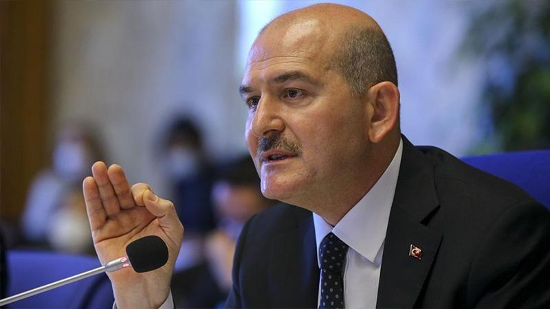 Bakan Soylu tehdite dikkat çekti: 'ABD PYD'ye 850 milyon dolar yardım yapıyor'