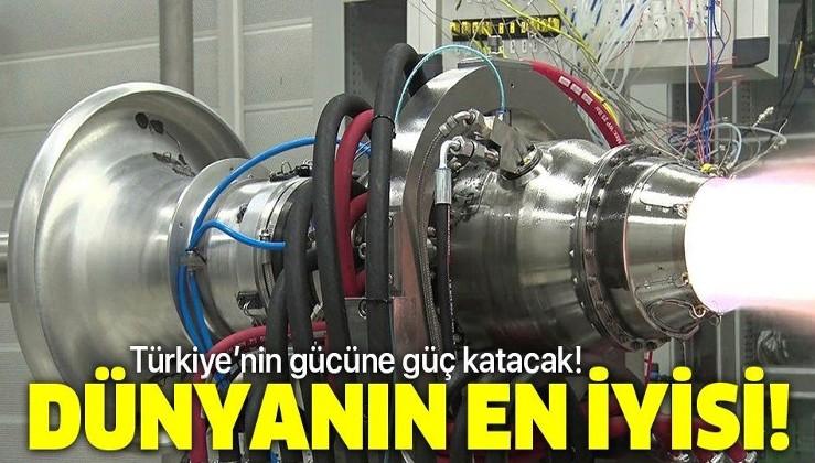 Dünyanın en iyisi! Türkiye'nin gücüne güç katacak!