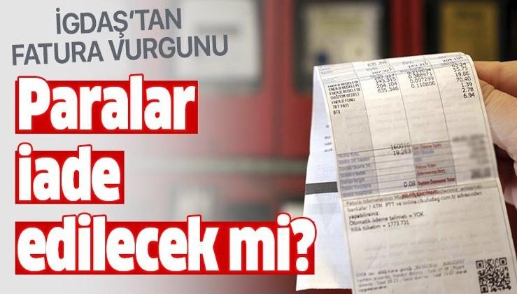 Son dakika: EPDK Başkanı Yılmaz'dan doğal gaz faturası açıklaması: Fazla alınan tutarlar müşteriye iade edilecek