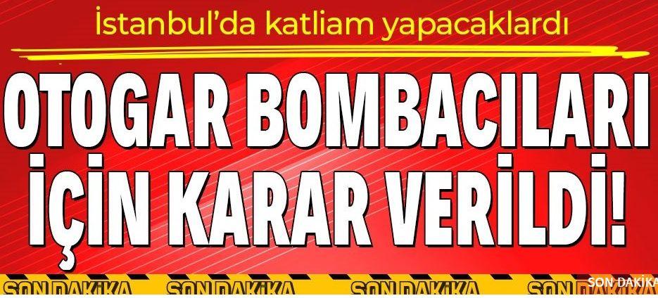 İstanbul'da katliam yapacaklardı! Otogarda 5 kilogramlık patlayıcılarla yakalanan PKK'lı teröristler