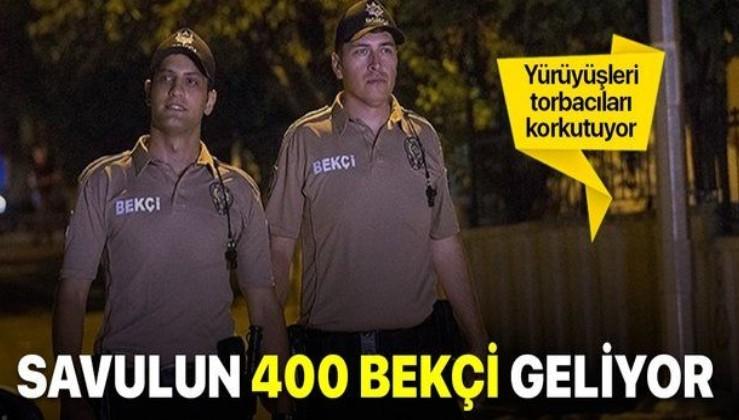 İstanbul'da görev yapacak 400 bekçi alınacak   Bekçi alımı için gereken şartlar haberimizde...