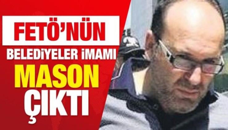 SON DAKİKA: FETÖ'nün 'belediyeler imamı' Erkan Karaarslan mason çıktı