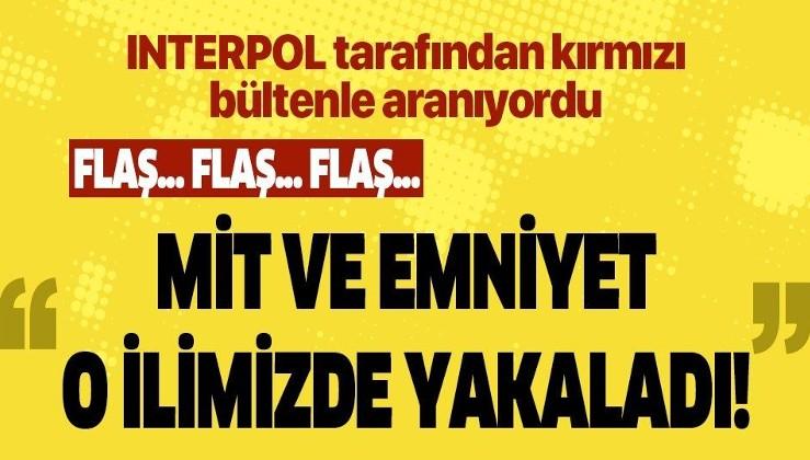 Son dakika: Interpol tarafından kırmızı bültenle aranan DEAŞ'lı 2 kadın terörist Kilis'te yakalandı