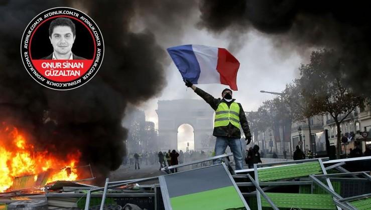Paris'teki yangına Asya'dan bakmak