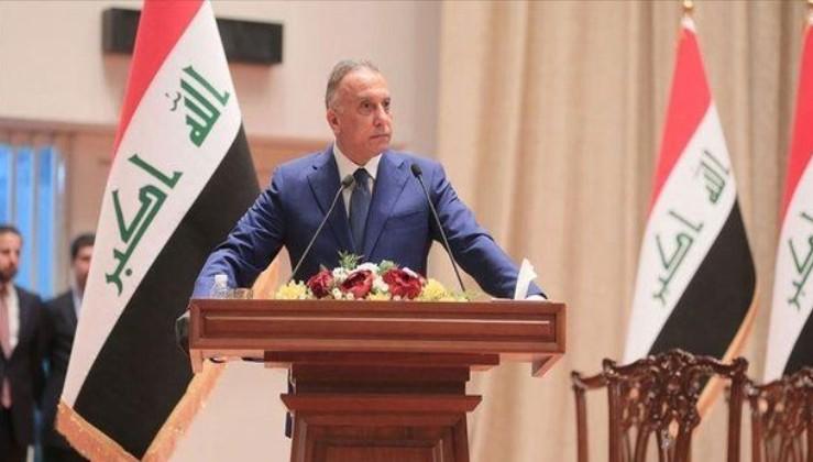 SON DAKİKA: Irak Başbakanı Mustafa el-Kazımi Türkiye'ye resmi ziyarette bulunacak