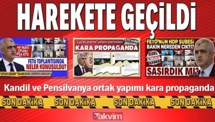 """Ankara Cumhuriyet Başsavcılığı'ndan """"çıplak arama"""" yalanına soruşturma"""