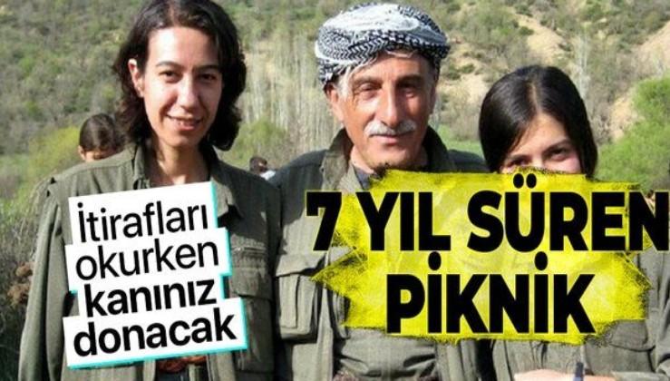 PKK'dan kaçması 7 yıl sürdü! Korkunç dehşeti anlattı