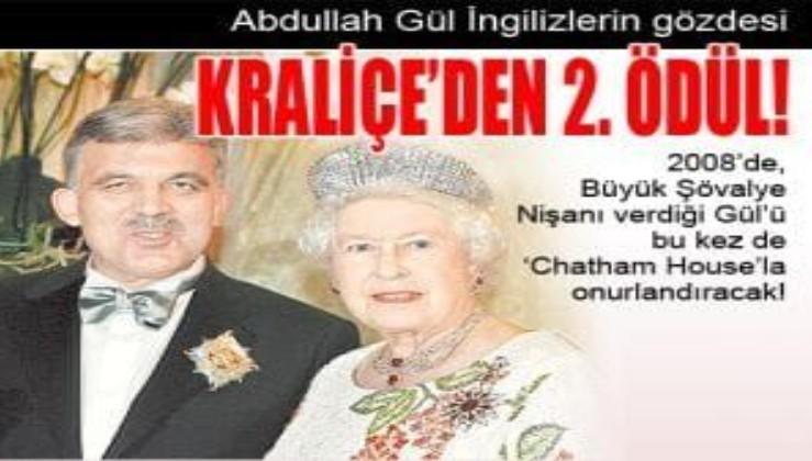 İZAHI ÇOK NET BIR MANZARA...!!!  Abdullah Gül'ün misafirleri de oldukça ilginçti: