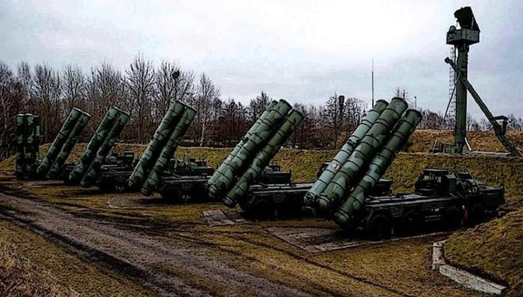 İzvestiya: Rusya, Suriye'de S-500'ü test etti