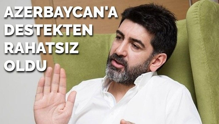 Azerbaycan'a destek vermek 'yangına koşmak'mış! Halk TV'nin ekran yüzünden tepki çekecek açıklamalar…