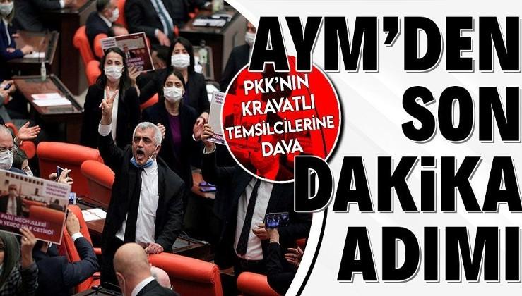 HDP'nin kapatılması davası! AYM (Anayasa Mahkemesi) Başkanı Zühtü Arslan raportör görevlendirdi