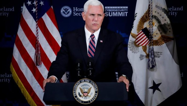 ABD Başkan Yardımcısı'ndan S-400 göndermesi: Seyirci kalamayız